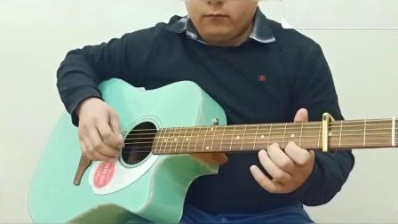 民谣吉他独奏视频,鼎音吉他学校