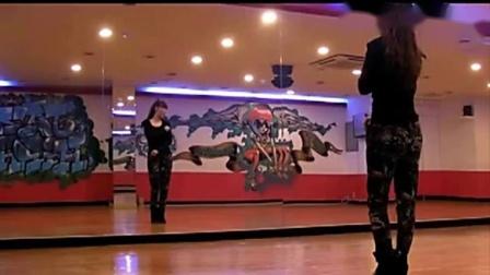 韩国爵士舞教学(15)