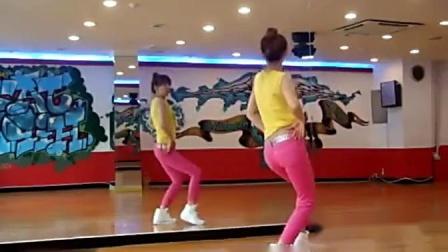 韩国爵士舞教学(20)