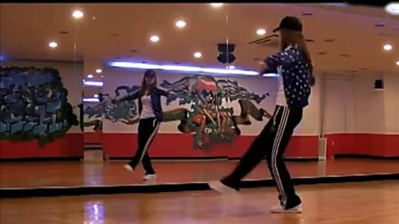 韩国爵士舞教学(30)