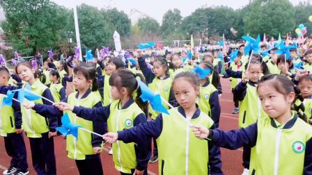 武义县实验小学2019秋季运动会开幕式 全程视频