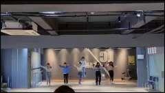 零基础舞蹈 合肥立晨专业教学 年会艺考排舞 爵
