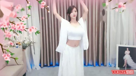 【美女热舞】YY主播漫漫-中国古风舞-弱水三千