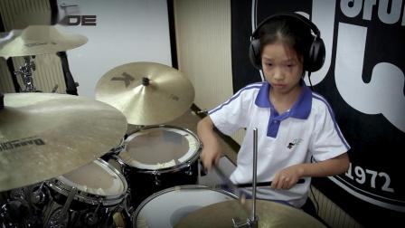 深圳班德国际数字音乐教育架子鼓学员宋者羽鼓