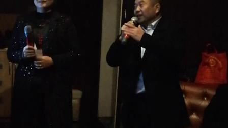 2018年11月26号在怀化舞水路明星kTV我和美女合唱(