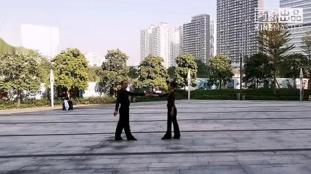 鸿之舞A4《我爱你中国》第三节讲解和音乐演示,