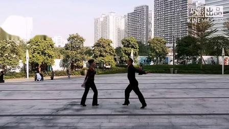 鸿之舞A4《我爱你中国》第三节音乐演示,王雄老