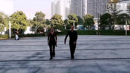 鸿之舞A4《我爱你中国》第一节音乐演示,王雄老