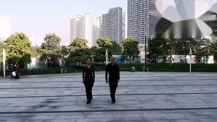 鸿之舞A4《我爱你中国》第一节讲解和音乐演示,