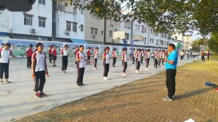 2019-2020学年第一学期九年级体育科《跳绳训练》