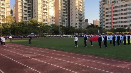 2019年深圳百合外国语体育节开幕式