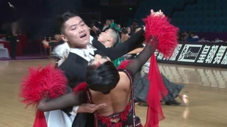 2019第29届全国体育舞蹈锦标赛A组新星组S半决赛华