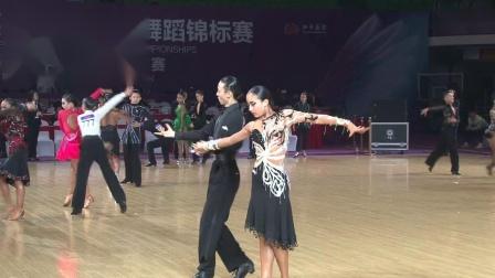 2019第29届全国体育舞蹈锦标赛14岁以下组L半决赛