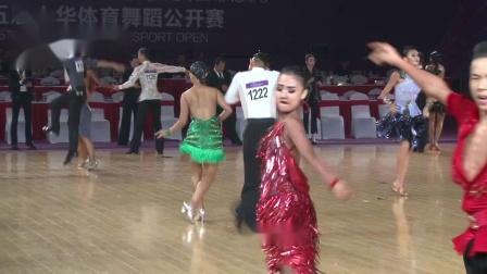 2019第29届全国体育舞蹈锦标赛16岁以下新星组L半
