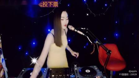 靓妹全新热爱音乐DJ2019现场美女打碟串烧Dj-苹果