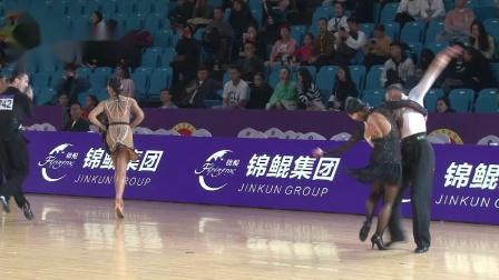 2019第29届全国体育舞蹈锦标赛18岁以下组L决赛牛