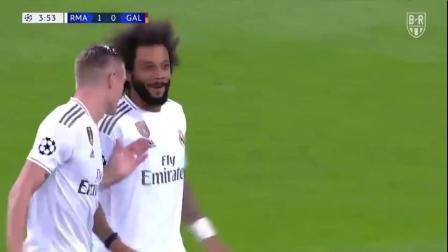 万博体育:皇家马德里 6 - 0 加拉塔萨雷 全场集锦