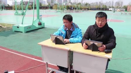 2017淮安市体育中考现场