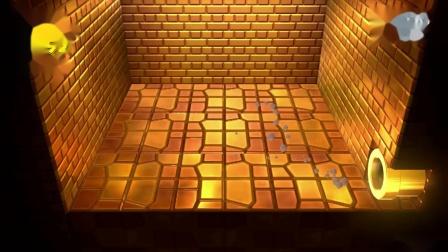 超级马里奥3D世界:通关搞笑视频第二关