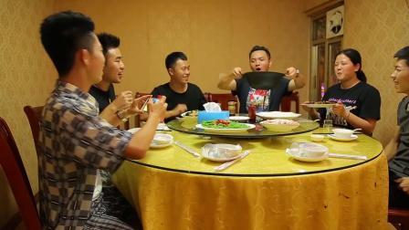 闽南语搞笑视频:每一次同学聚会,都是预谋已