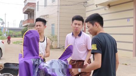 闽南语搞笑视频:小偷又出新套路,看车小伙防