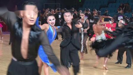 2019第29届全国体育舞蹈锦标赛16岁以下组L半决赛