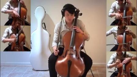 大提琴也能如此柔情, 整颗心都被这低沉穿透的旋