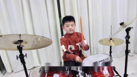 王峰音乐工作室百儒校区葛子铭【鼓舞中国】架