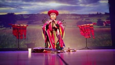 亚历桑德罗《大鱼》最新演出视频, 洞箫排箫演奏