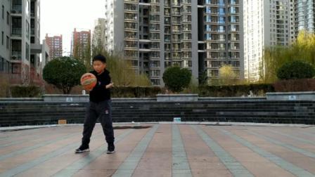 """""""人朝杯""""第三届花式篮球视频模仿大赛—读子瑜"""
