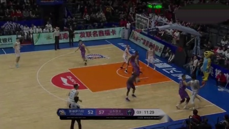 王者体育直播 - C*A-山东队史首次客胜新疆 哈德森39分创赛季新高