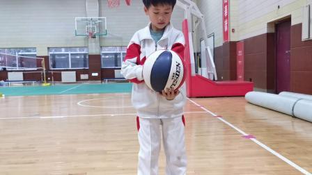 """""""人朝杯""""第三届花式篮球视频模仿大赛—赵嘉澍"""