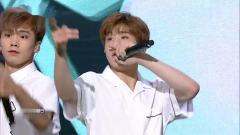 ASTRO - Baby - KBS音乐银行 现场版 17/06/16