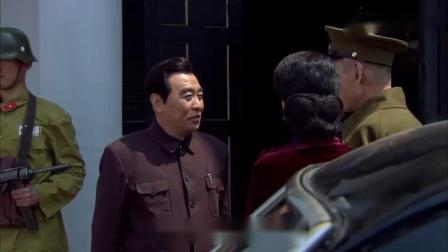 开国元勋朱老总接见老蒋和美玲,几句话道破当