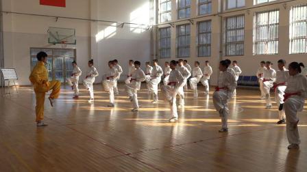 [配课件教案]2.七年级体育《健身长拳》全国一等