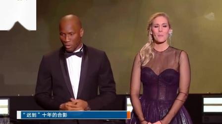 """[国际足球]姆巴佩完成亚博体育""""迟到""""十年的合影,他的时代是否到来"""