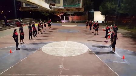国外青少年体育游戏