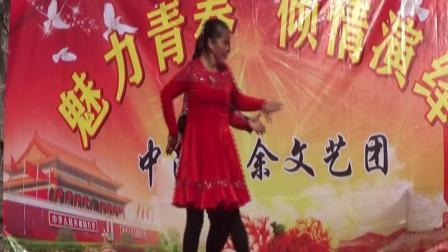 中沙娱乐圈:沙坡村舞台 群友汇演 相逢是首歌