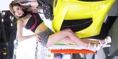 Racing Model美女车模