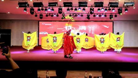 舞蹈【百花齐放春满园】  --京剧《中国人》音乐