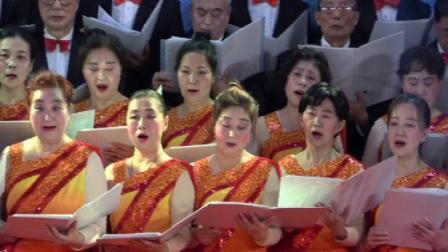 2020民族歌剧经典唱段音乐会 云雀音乐艺术团演出