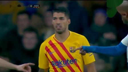 【听雨轩瑞恩】2019-20西甲19轮西班牙人vs巴塞罗那上半场