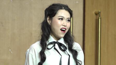 合唱《卡琳卡》段凤琴从教35周年教学汇报音乐会