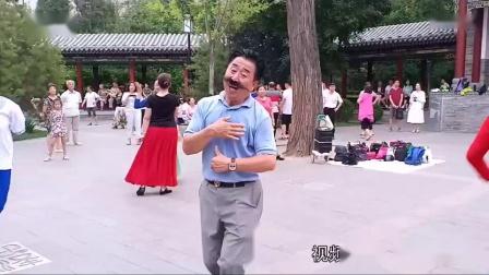 激情动感风趣的新疆舞 邓建国老师与杨子老师幽