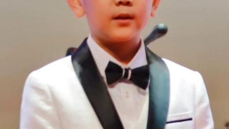 2020年1月11号天津音乐厅杨懿轩钢琴演奏