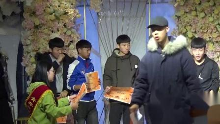 辽阳市金华职业高中颁奖——体育之星