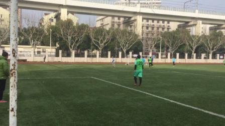 杨浦*F足球第二节视频