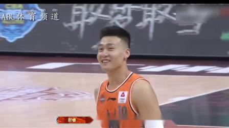 C*A全明星赵睿和林书豪单挑赛,大家觉得无聊吗