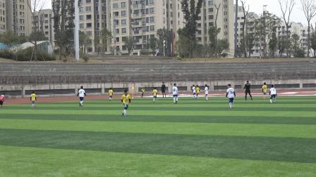 渝北区青少年足球锦标赛(U12年龄段)——空港小学vs鲁能巴蜀