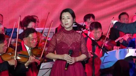 [11]2019武昌区免费开放艺术成果展--器乐专场-(第二?。┬麓阂衾只?女生独唱:《共和国之恋》2020.元月8日